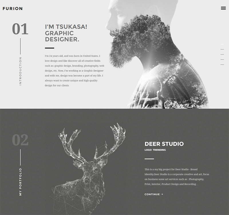 creative-portfolio-wordpress-tema